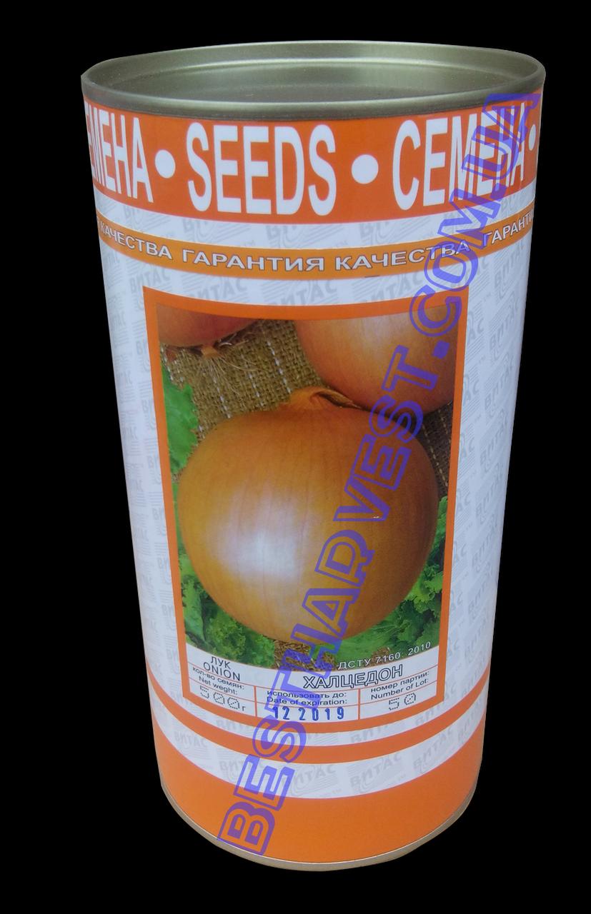 Семена лука «Халцедон» 500 г, инкрустированные (Vitas)