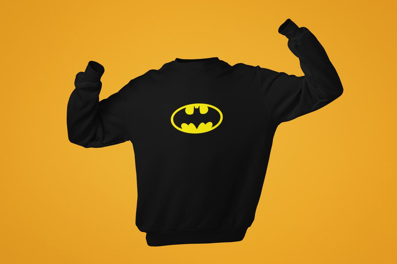 """Світшот з принтом """"Batman"""""""