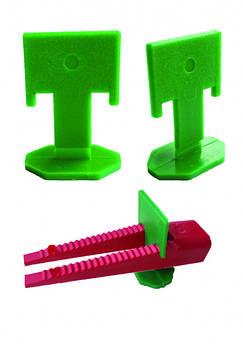 Основа для вирівнювання плитки 1.5 мм