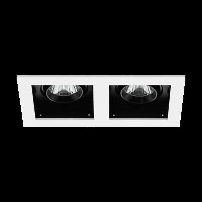 Встраиваемый светильник EGLO 61612 Biscari 2 28°