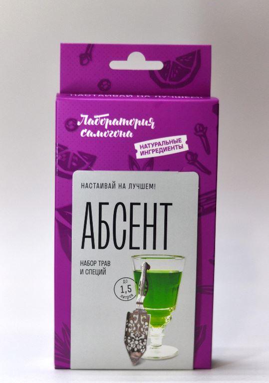 """Набір для настоювання """"Абсент"""" на 1 літр напою"""