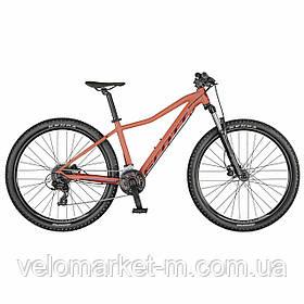 """Велосипед 27.5"""" Scott CONTESSA ACTIVE 50 S Brick Red 2021"""