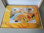 Комплект постельного белья ELWAY (Польша) 3D LUX Сатин Евро Подарочная упаковка (175), фото 2