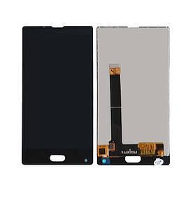 Дисплей для телефона Bluboo S1 с сенсорным стеклом (Черный) Оригинал Китай