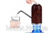 """Помпа электрическая для воды ViO E5 dark wood """"0310"""", фото 2"""