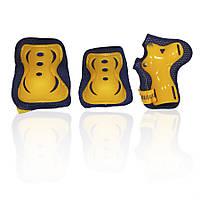 Комплект защитного снаряжения G-Forse (желтый)