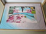 Комплект постельного белья ELWAY (Польша) 3D LUX Сатин Евро Подарочная упаковка (180), фото 3