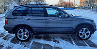Дефлекторы окон BMW X5 E53 2000-2006 VL-Tuning Ветровики бмв х5 е53