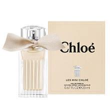 Жіноча парфумована вода Chloe Les mini Chloe Eau de Parfum, 20 ml