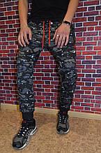 Мужские спортивные штаны Bape светятся в темноте точками