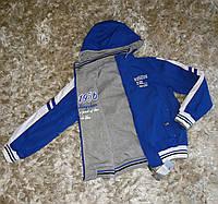 Куртка -вітровка для хлопчиків Nature 14-17 років, фото 1