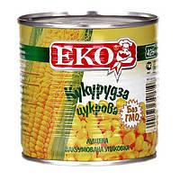 """Кукуруза """"ЕКО"""" 340 г ж\б"""