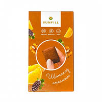Цукерки шоколад помаранчевий, Sunfill ,150 гр