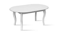 Стол журнальный Эльза 110х70 Белый Д21 (Грамма ТМ)