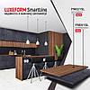 Відчуй на дотик НОВИНКИ в колекції LuxeForm SmartLine!