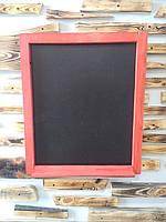 Для письма крейдою Дерев'яний Крейдяні дошки-меню (дошки для писання крейдою) 60 60