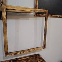 Рамка Дерев'яна яні рами реклама Дерев'яна яний Крейдяні дошки-меню (дошки для писання крейдою) 60 60