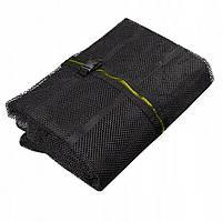 Защитная сетка для батута (внешняя) Springos 12FT 366-369 см (8 стоек) Black