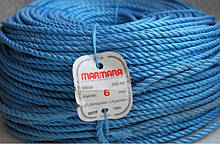 Мотузка Мармара 200 м Туреччина 6 мм
