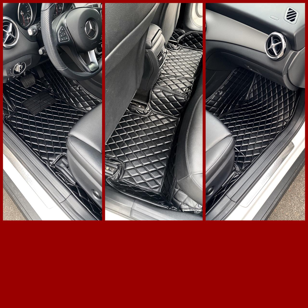 Комплект Килимків 3D Honda Accord 7 8 9 10