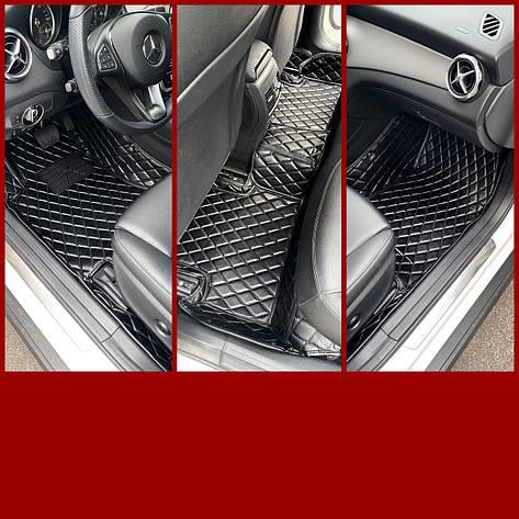 Комплект Килимків 3D Honda Accord 7 8 9 10, фото 2