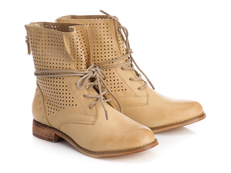 Женские ботинки THEOBALD