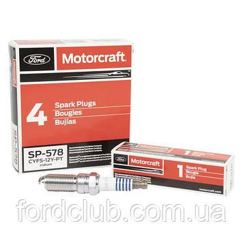 Свечи Ford Fusion USA 2.7; Motorcraft SP-578 6 шт