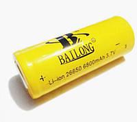 Аккумулятор Bailong BL-26650 3.7V 6800 мА/ч, фото 1