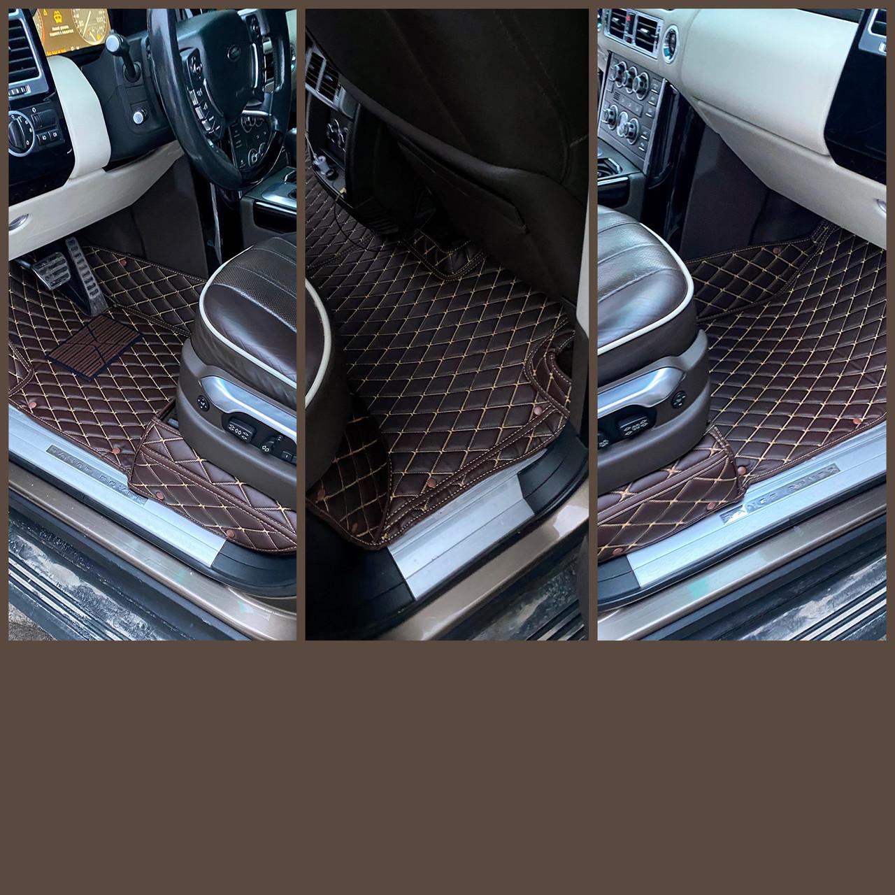 Комплект Килимків 3D Honda Civic 10
