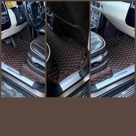 Комплект Килимків 3D Honda Civic 10, фото 2