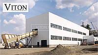Быстровозводимые БМЗ здания, строительство производственных корпусов - от 1000 м2.