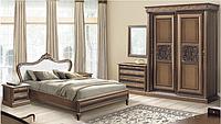 Спальня С-2 комплект орех Караваджо (ТМ Скай)