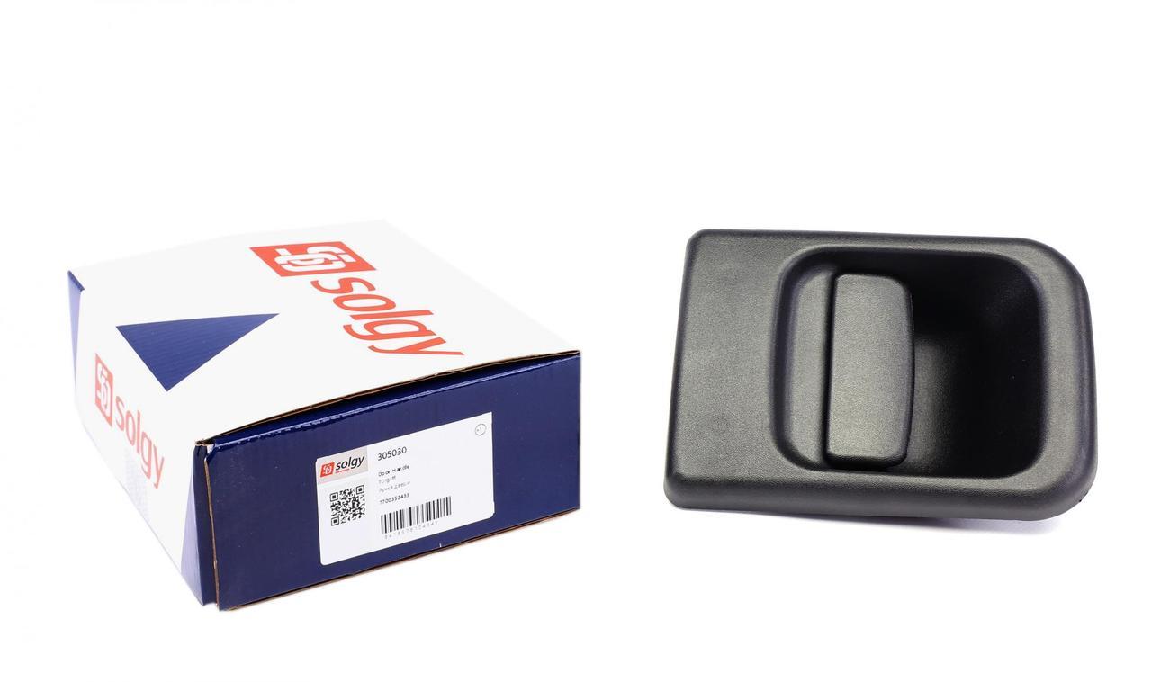 Ручка двері задньої (зовнішня) Renault Master/Opel Movano 98- (305030) SOLGY