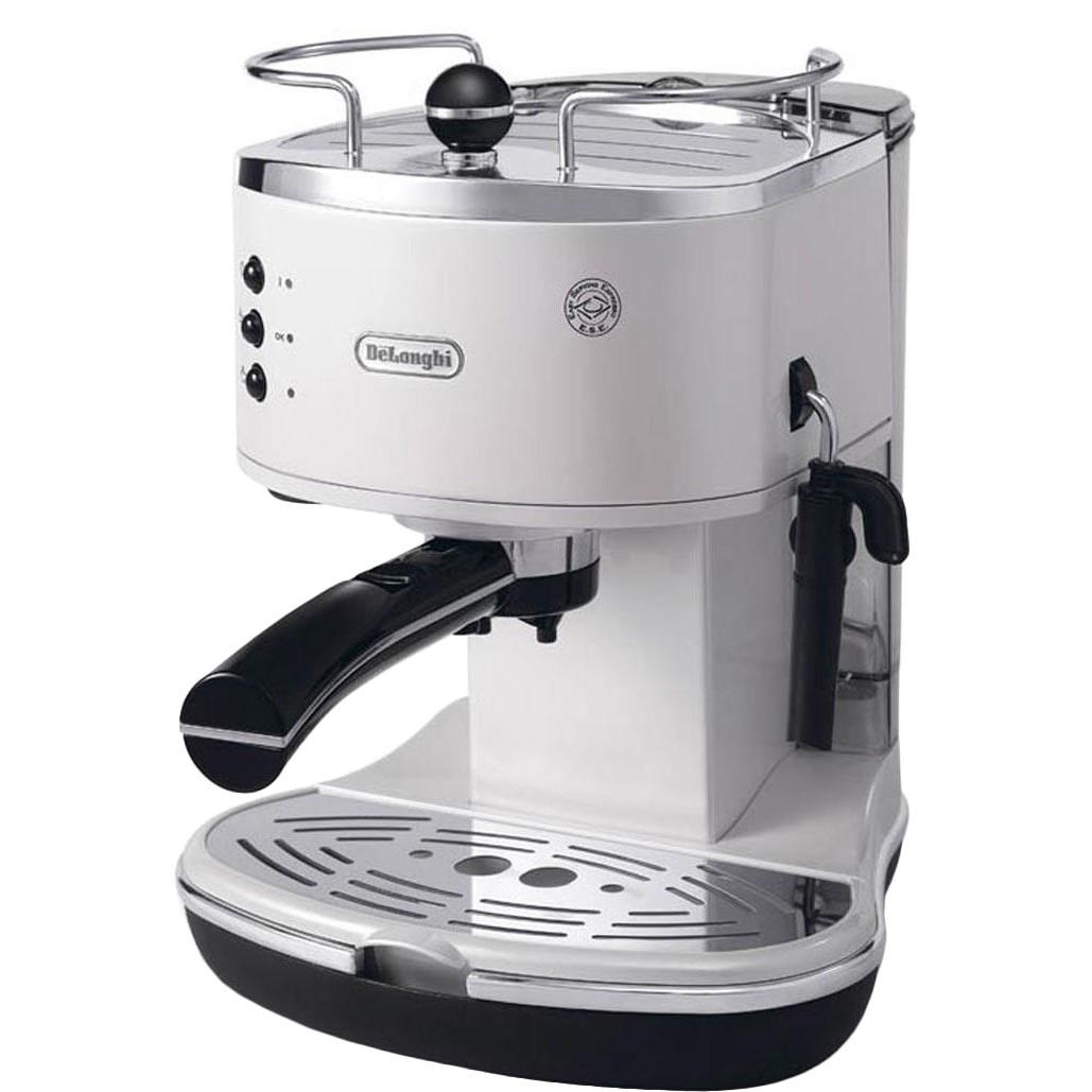 Ріжкова кавоварка еспресо Delonghi Icona ECO 311.W