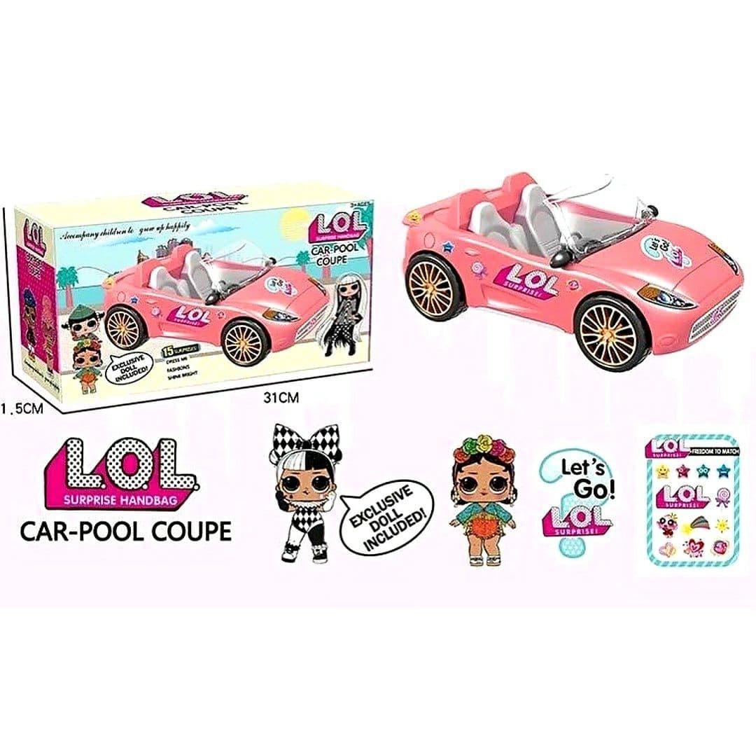 Машинка ляльки LOL