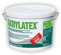 Краска акриловая, дисперсионная, для специальных видов покраски AKRYLATEX