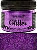 Глиттер декоративные блестки Aurum Фиолетовый 60г