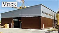 Быстровозводимые БМЗ здания, cтроительство производственных комплексов - от 1000 м2.