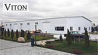 Быстровозводимые БМЗ здания, строительство гаражей - от 1000 м2.