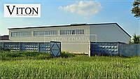 Быстровозводимые БМЗ здания, строительство складских зданий БМЗ - от 1000 м2.