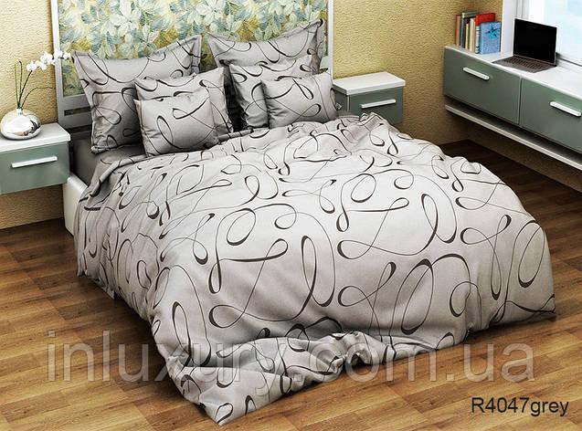 Комплект постельного белья R4047grey, фото 2