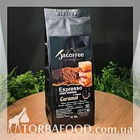 Кава мелена Jacoffee Espresso Карамель, 225 г
