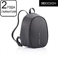 """Жіночий рюкзак протикрадій XD Design Bobby Elle 9.7"""" чорний (P705.221), фото 1"""