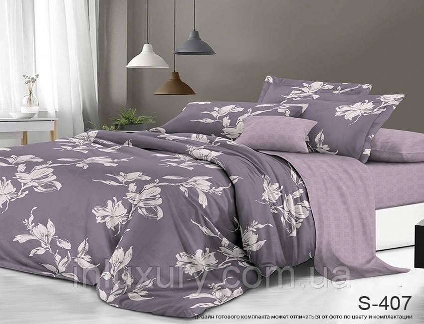 Комплект постельного белья с компаньоном S407