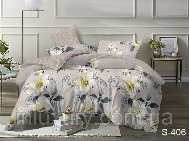 Комплект постельного белья с компаньоном S406, фото 2