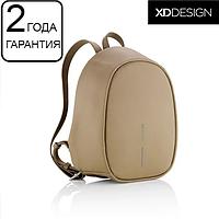 """Женский рюкзак антивор XD Design Bobby Elle 9.7"""" коричневый (P705.226), фото 1"""