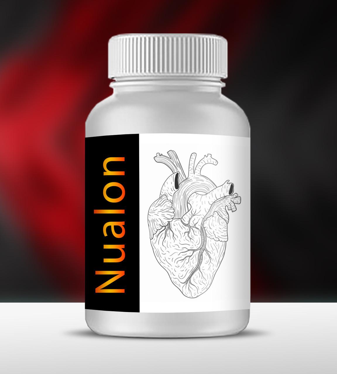 Нуалон - капсули для здоров'я серцево-судинної системи