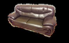 Обивка кожаной мебели Днепр