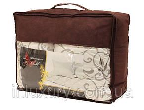 "Одеяло лебяжий пух ""Bamboo"" 1.5-сп. + 2 подушки 70х70, фото 3"