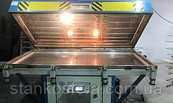 Вакуумний прес бо Артіль МВП-2512А для виробництва фасадів і накладок на двері, 2012р.